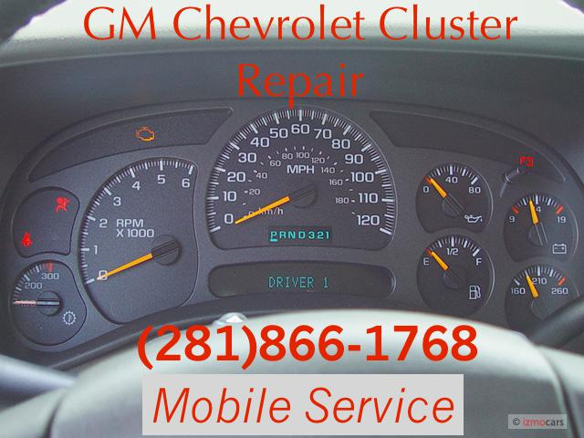 $99, Chevrolet GM GMC Cluster Repair Lifetime Warranty Panel 99-15