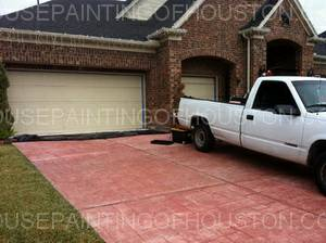 9658 Garage Door Wood Grain Faux 9658 9118 (hOuSTon kINgWooD tHe wOOdlANdS)