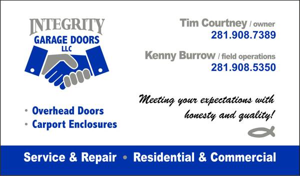 GARAGE DOOR REPAIR (BAYTOWN)
