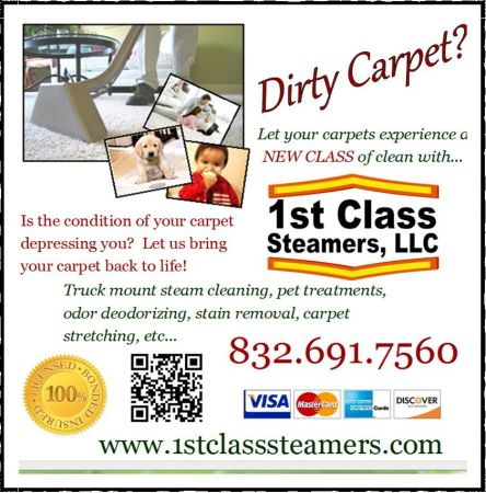 Need those traffic areas CARPET CLEANED (We have coupons inside)