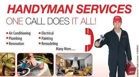 One call does it all. . .Handyman (Houston,Clear lake,Pearland)