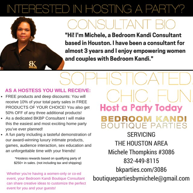 Be a Bedroom Kandi Party Hostess