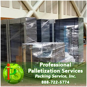 Houston  TX - Palletizing Furniture  Palletizing Boxes  Pack and Palletize with Packing Service  Inc