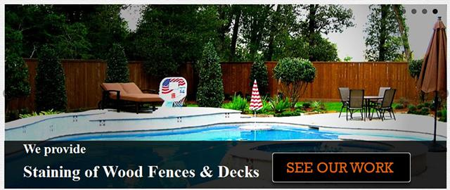 Trusted Houston Fence Builders
