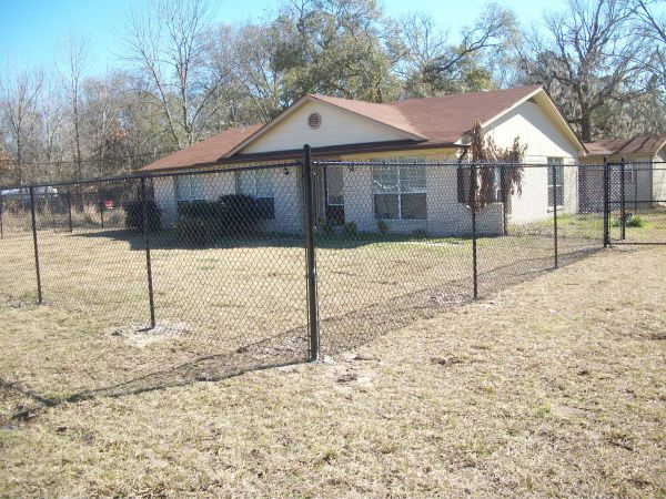 No Down Payment needed for fence (713-459-3816)