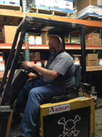 Forklift Certification and Training (Houston, TX)