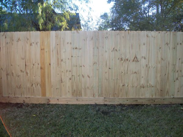 NEED A FENCE ON A BUDGET (all over)