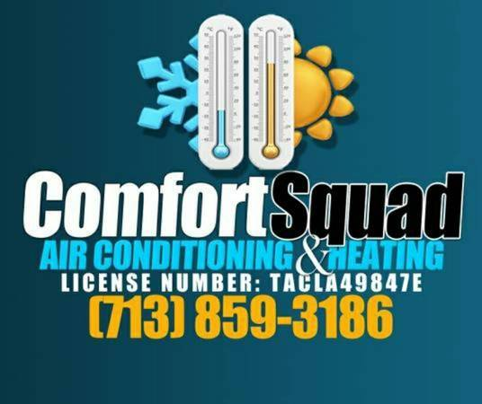GREAT DEALS ON AIR CONDITIONING AND HEATING SYSTEMS (LICENSED, INSURED, BBB ACCREDITED)
