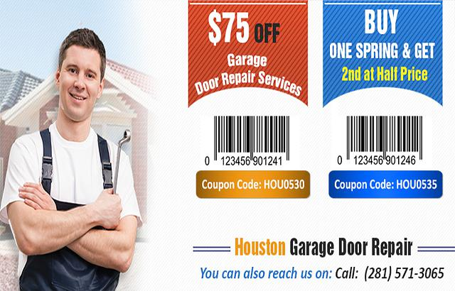 Exciting Deals on Garage Door Repair in The Woodlands  Texas