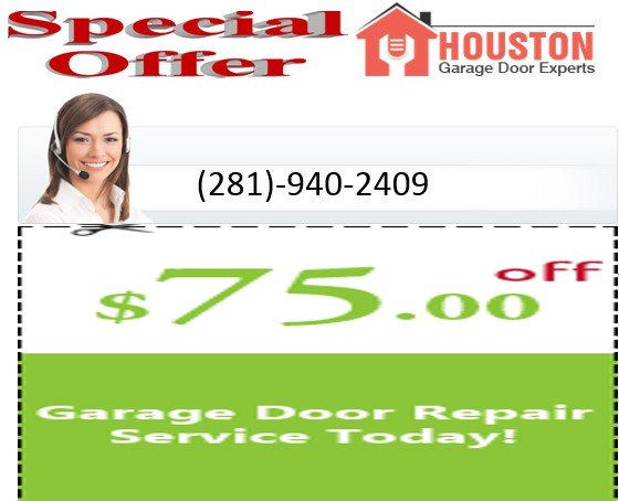 Offer -  75 Off On Any Garage Door Repair in Brookshire City