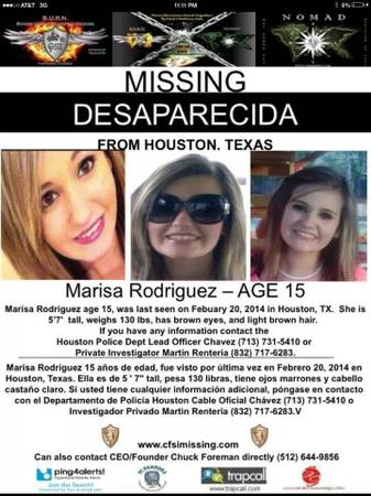 Teen Missing from South Houston  South Houston