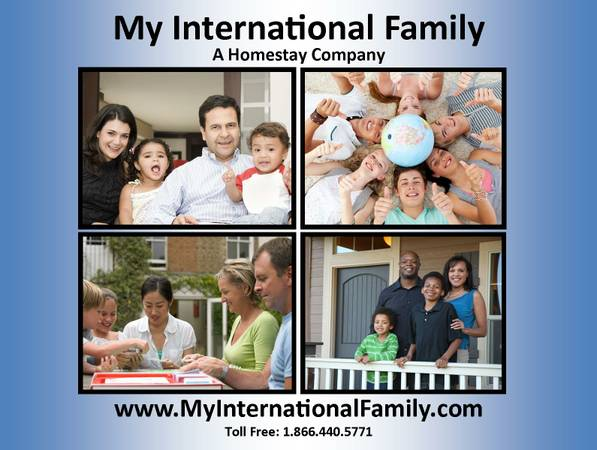 Host Families Needed for International Students    clear lake