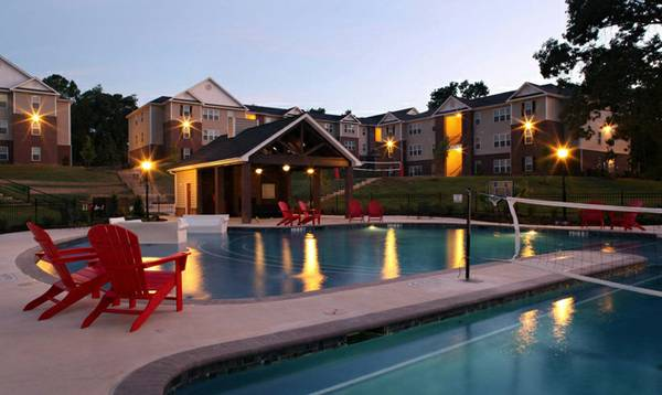 $460 3br - Individual lease in great student apartments (Huntsville)