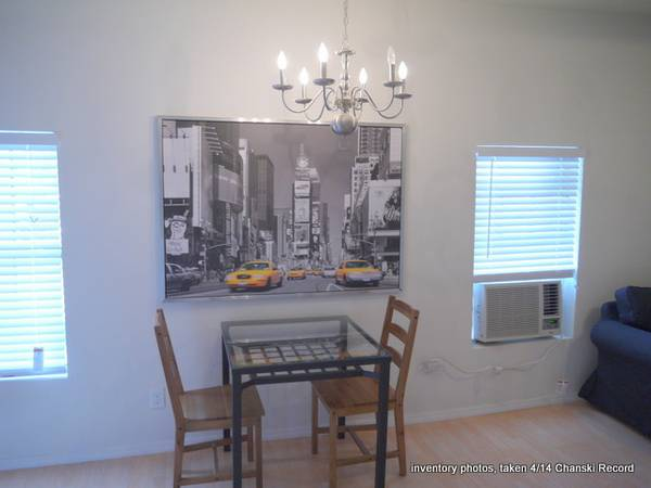 $1050  1br - Furnished, Downtown, Medical Center Museum District (Downtown, Medical Center)