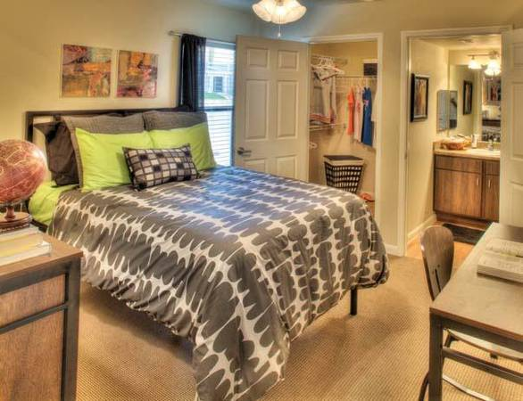 - $475 4br - 1600ftsup2 - sublet at the Villas on Sycamore (Huntsville tx)