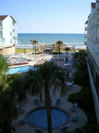 $1000 1br - Gorgeous Beachfront Condo in Galveston - Monthly Rental (Galveston Island)