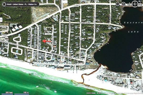 3br - 2000ftsup2 - Private beach house on the Emerald Coast (Seagrove Beach, FL)