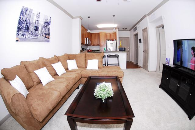 1br  Heights Furnished Apartment