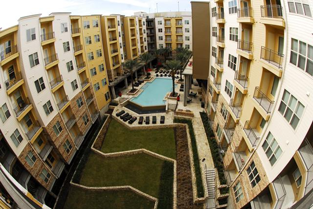 1br  Medical Center Furnished Apartment