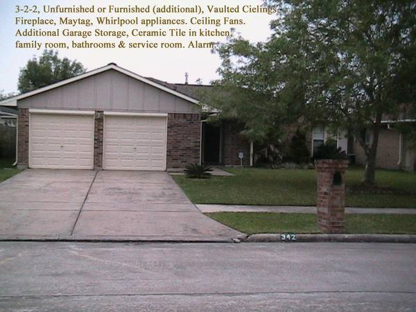 $85 3br - Furnished 3 Bdrm House - Excellent Location (Houston)