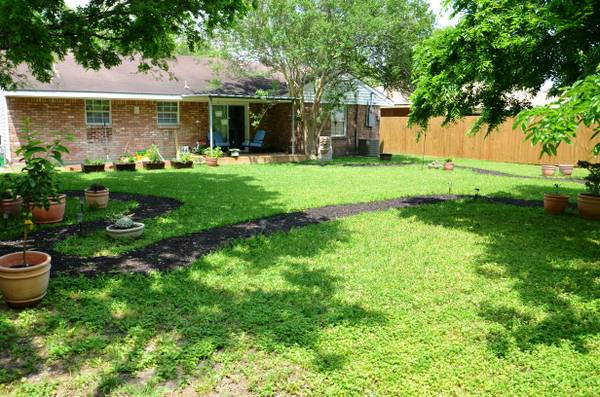 x00242950 Private Fenced Yard, Fully Furnished 2BR Home with Utilities, WiFi (Medical Center, MD Anderson, Bellaire)