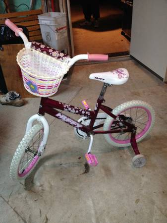 16 inch Huffy So Sweet Girls Bike - $20 (SeabrookNASA)
