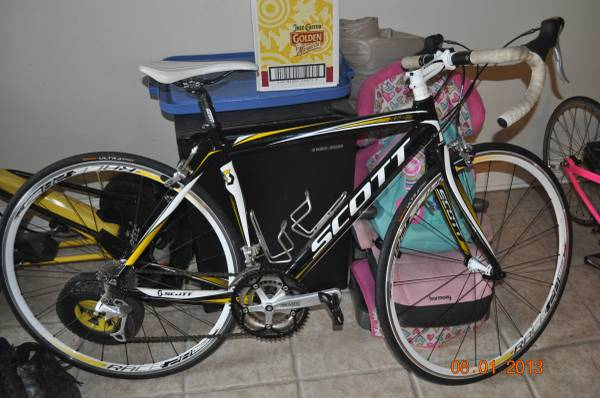 SCOTT SPEEDSTER ROAD BIKE BICYCLE - $500 (SPRING TOMBALL WOODLANDS)