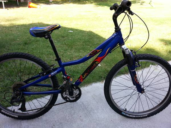 GARY FISHER TYRO MOUNTAIN BIKE - $135 (61059 north)