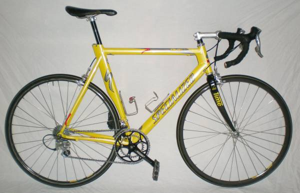 SPECIALIZED S-Works M4 18 Speed Road Racing Bike MS150 Bicycle 60cm   - $500 (Downtown Houston)