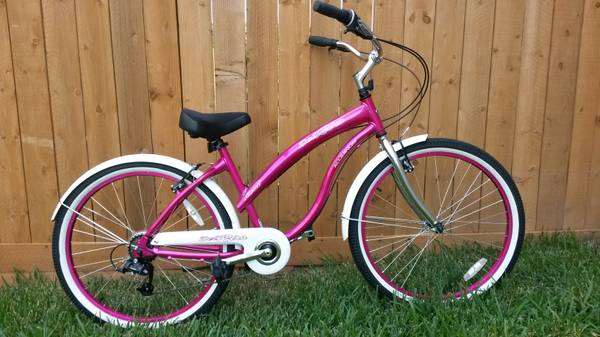 Womens Kent Beach Cruiser - $100 (Cypress)