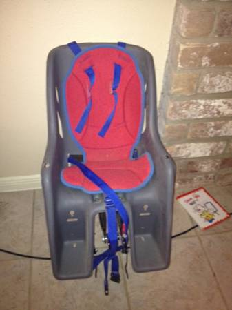 Bell Classic Child Carrier - $10 (katy)