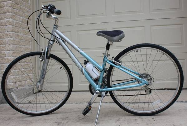 21-Speed Ladies Hybrid Cruiser Bike-Del Sol - $275 (South Katy)