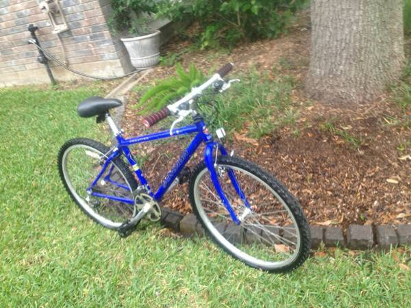 Mens mountain bike SCHWINN frontier  26 tires   in perfect condition  - $50 (katy)