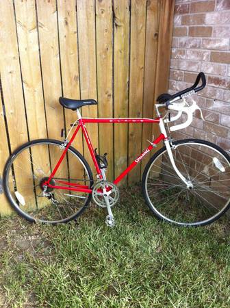 ----SPALDING BLADE ROAD BIKE--- - $150 (Katy 77449)