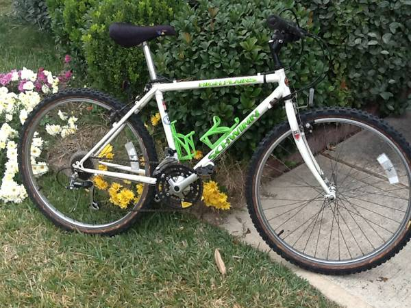 Schwinn(High Plains)Mountain Bike - $200 (Fm1960Jones Rd.)