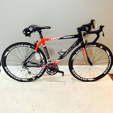 Fuji 3.0 Professional, Trico Iron Case, Cycle Ops Trainer - $899 (houston tx)