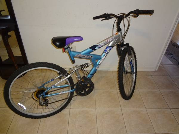 Womens 24 18 Speed Next Power Climber Bike - $50 (nw hou)
