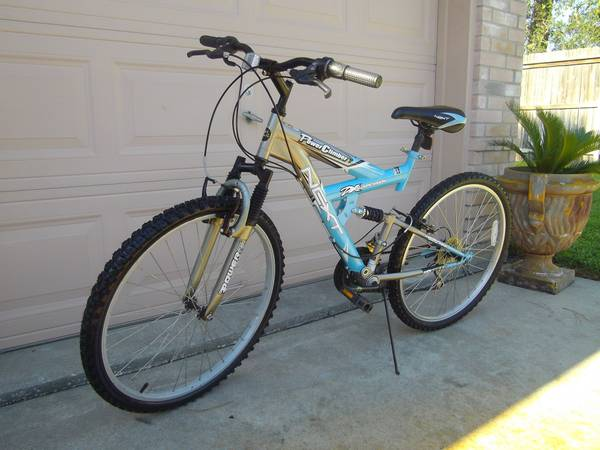 26 BICYCLE NEXT POWER CLIMBER 18 SPEED - $75 (NW HOUSTONSPRING)
