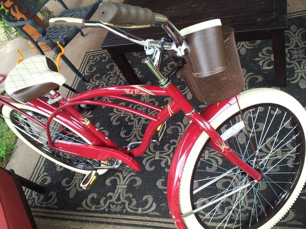 NEW huffy beach cruiser bike - $100 (League City)