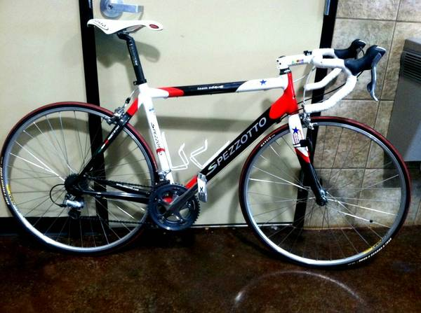 52cm ROAD BIKE dura ace ultegra mix light and quick - $1065 (Montrose Museum)