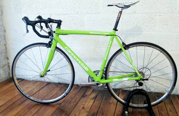 CANNONDALE CAAD 9 56cm Dura Ace road bike - x00241090 (Houston)