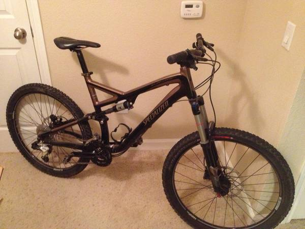 Specialized StumpJumper Comp, Large - $1300 (galleria west)