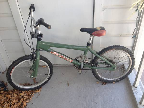 BMX Specialized Fatboy - Early 2000s classic - x002460 (Houston)
