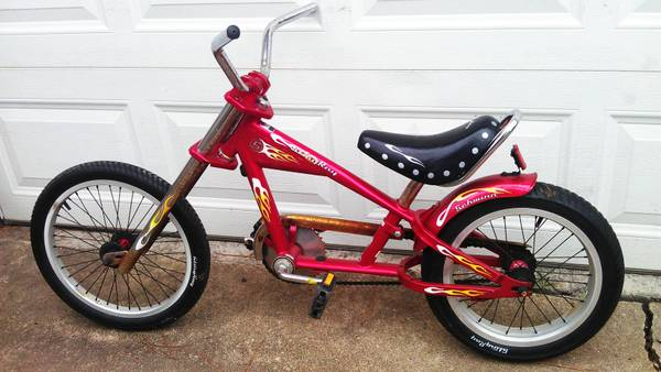SCHWINN STINGRAY CHOPPER BIKE - $50 (SW HOUSTON)