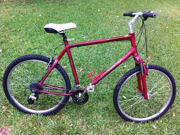 GIANT Mountain Bike - $115 (Spring)