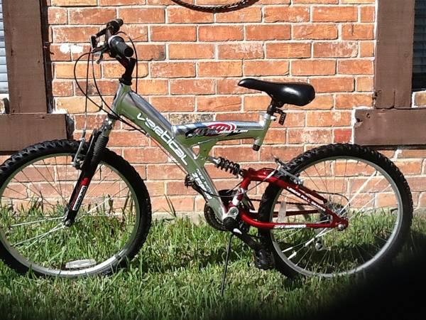 VERTICAL PK7 ALUMINUM BIkE - $100 (Channelview)