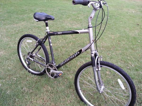 RALEIGH SC30 COMFORTCOMMUTER BIKE - $140 (610 north loop)