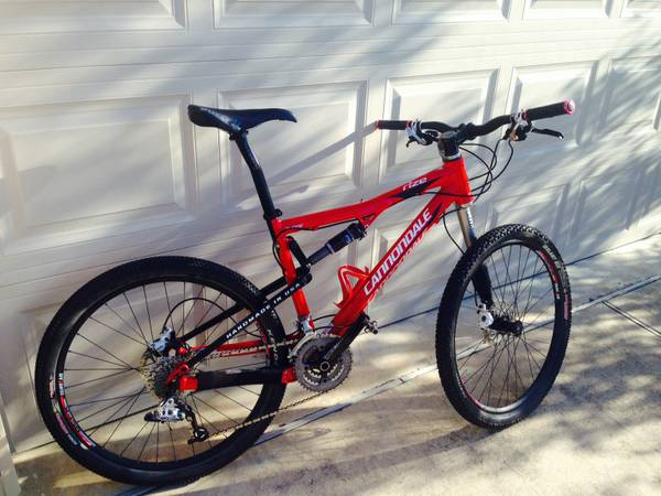 2009 Cannondale Rize 3, Medium - $600 (Katy, TX)