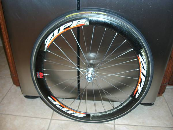 Zipp 404 REAR Wheel Clydesdale - $370 (league city)