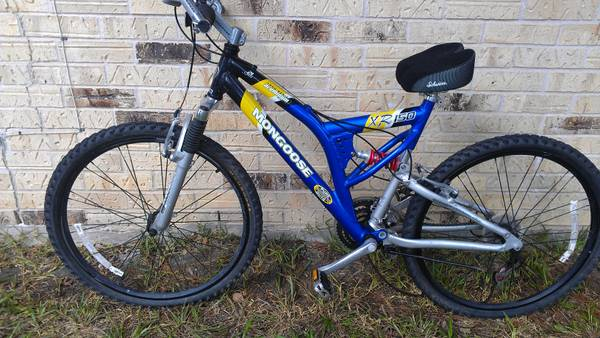 Mongoose XR-150 Mountain Bike - $60 (SW)